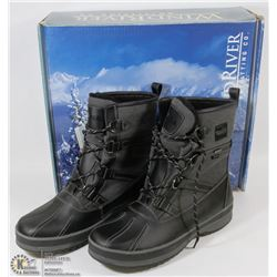 PAIR OF WINDRIVER BOOTS SIZE 12 - UP TO -25