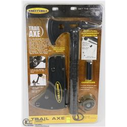 SMITTY BUILT TRAIL AXE