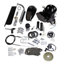 NEW 80 CC MOTOR 2 STROKE GAS ENGINE CONVERSION KIT