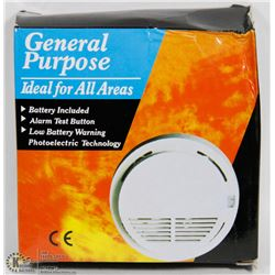 GENERAL PURPOSE SMOKE ALARM