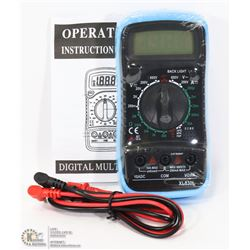 NEW MULTIMETER