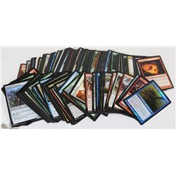 LOT OF 200+ MAGIC THE GATHERING CARDS