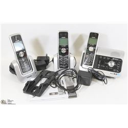 VTECH HANDS-FREE PHONE SYSTEM W/ TWO