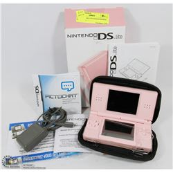 NINTENDO DS-LITE HIGH POWERED HANDHELD