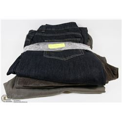 LOT OF 4 SIZE 40 PANTS