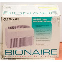 NEW BIONAIRE AIRPUIFIER