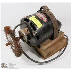 WIRED WHEEL BENCH GRINDER