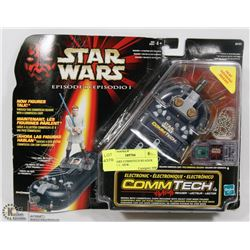 STAR WARS COMMTECH READER EPISODE 1 - NEW.