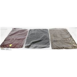 PACK OF 3 FASHION SCARFS