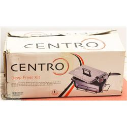 CENTRO BBQ DEEP FRYER NEW IN BOX