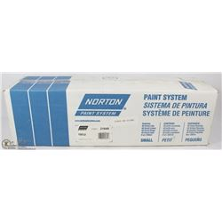 CASE OF NORTON DISPOSABLE PAINT CUPS