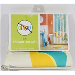 CIRCO SHOWER CURTAIN