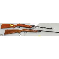 2 AIR RIFLES.