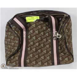LADIES BROWN PURSE