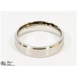 NEW BRICE MIRROR STAINLESS STEEL  POLISHED RING