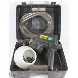 WAGNER PAINT SPRAYER 2000 PSI CASE INCLUDED