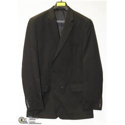 BRITCHES BLACK SIZE 46XL SUIT JACKET  100% WOOL