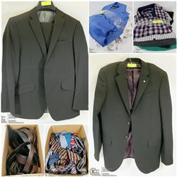 FEATURED ITEMS: MENS CLOTHING!