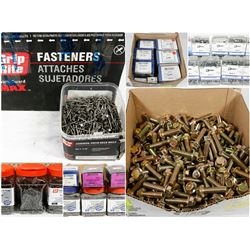FEATURED ITEMS: NUTS, BOLTS, AND OTHER FASTENERS!