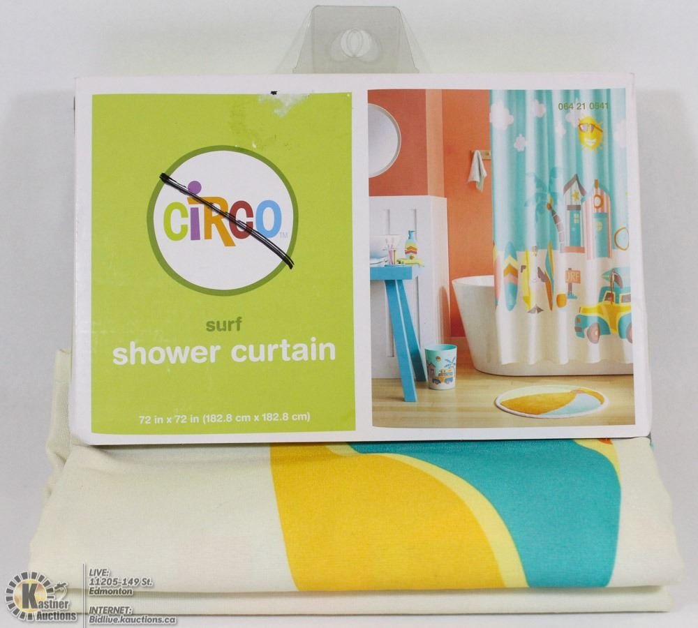 Image 1 CIRCO SHOWER CURTAIN