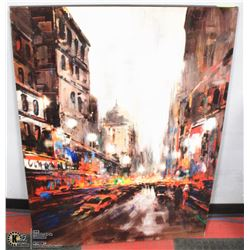 LARGE CANVAS LAMINATE  PICTURE