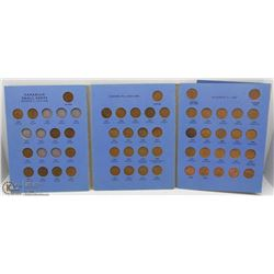 CANADIAN SMALL  PENNY CENT COLLECTION ,