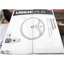 UBERHAUS DROP IN SINK 54CM X 46CM