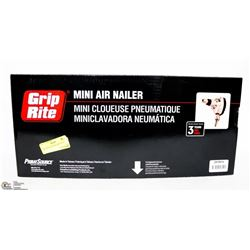 NEW GRIP RITE MINI AIR NAILER