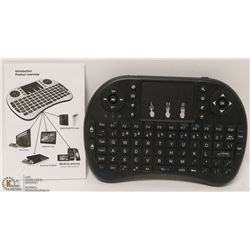 NEW LED BACKLIT ANDROID MINI KEYBOARD/MOUSE