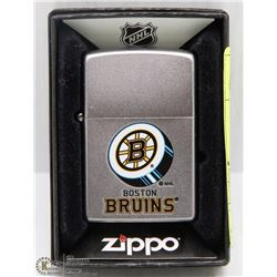 ZIPPO BOSTON BRUINS LIGHTER NEW IN BOX