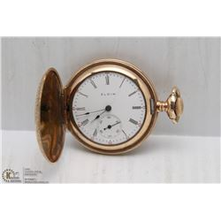 ELGIN SIZE ZERO -7 JEWEL DATES 1905