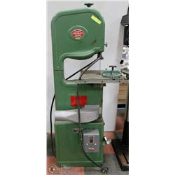 HEAVY DUTY POWERMATIC BAND SAW