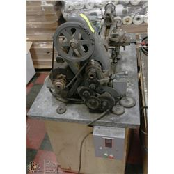 MYFORD 1/3 HP METAL LATHE W/ STAND