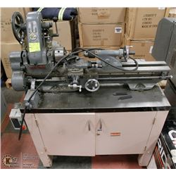 MYFORD 1/2 HP METAL LATHE W/ WHEELED STAND