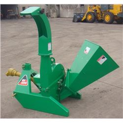 3 PTO HEAVY DUTY WOOD CHIPPER FIT 40-70HP