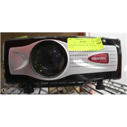 VISIONMAX PROJECTOR - NO CORDS - AS IS