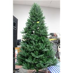 7-1/2'  ARTIFICIAL CHRISTMAS TREE WITH LED