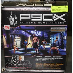 P90X EXTREME HOME FITNESS WORKOUT SYSTEM