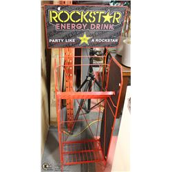 ROCK STAR ENERGY STAND