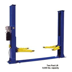 8800LB HEAVY DUTY 2 POST AUTO LIFT (BOX A & B)