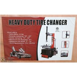 HEAVY DUTY TIRE CHANGER 120V 60HZ