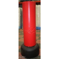 LARGE WORK OUT SELF STANDING PUNCHING/KICKING BAG