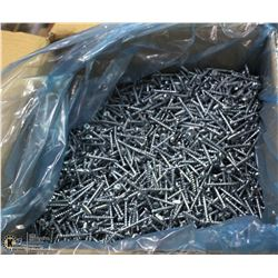 CASE OF 1 -3/8  LOW PROFILE TRUSS SCREWS