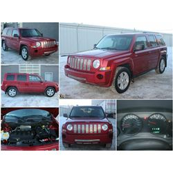 FEATURE #5 2010 JEEP PATRIOT W/ONLY 116,000KMS