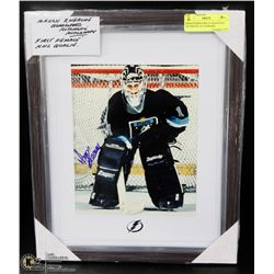 MANON RHEAUME GUARANTEED AUTHENTIC AUTOGRAPH