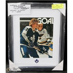 DARRYL SITTLER GUARANTEED AUTHENTIC AUTOGRAPH