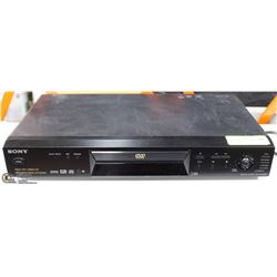 SONY DVD PLAYER MODEL DVP-NS4000