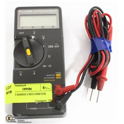 FLUKE 73 SERIES 2 MULTIMETER