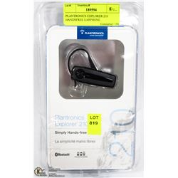 PLANTRONICS EXPLORER 210 HANDSFREE EARPHONE