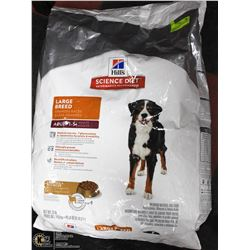 SCIENCE DIET LARGE BREED LAMB DOG FOOD 30+LBS